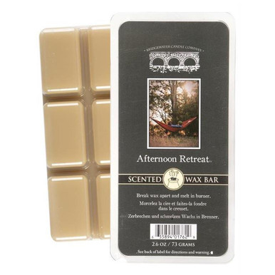 Bridgewater Candle Scented Wax Bar - Afternoon Retreat