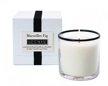 LAFCO Guest House/Marseilles Fig House & Home Glass Candle