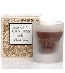 Manuel Canovas Bois de Lune Medium Glass Candle