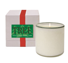 LAFCO Holiday Collection Tree Glass Candle