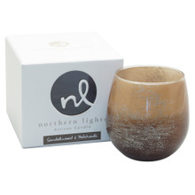 Northern Lights Candles Fragrance Palette Sandalwood & Patchouli Artisan Candle
