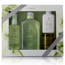 Thymes Eucalyptus Collection Fragrance Gift Set