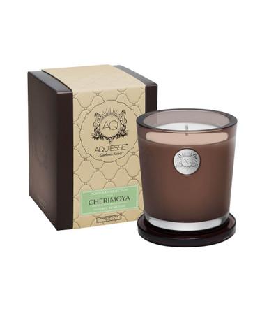 Aquiesse Portfolio Collection Cherimoya Large Soy Candle
