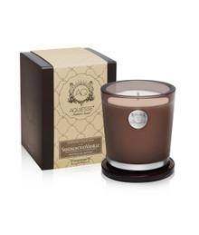 Aquiesse Portfolio Collection Sandalwood Vanille Large Soy Candle