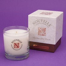 Lemongrass Sandalwood Candle by Nouvelle