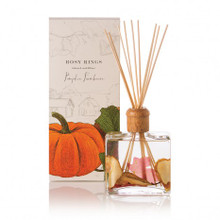 Rosy Rings Pumpkin Farmhouse Botanical Reed Diffuser
