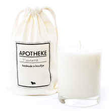 Apotheke Tomato Whiskey Glass Soy Candle