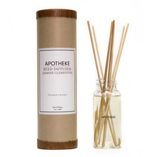 Apotheke Jasmine Clementine Reed Diffuser