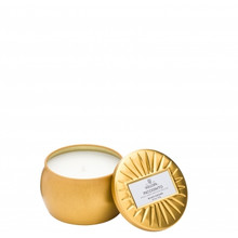 Voluspa Vermeil Collection Incognito Decorative Tin Candle