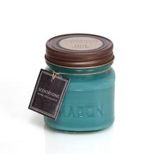 Scentations Home Fragrance Fresh Seaside Mason Jar Candle