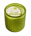 Hillhouse Naturals Green Yuzu Glass Candle