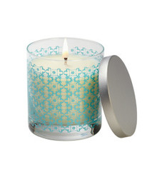 Hillhouse Naturals Aqualine Glass Candle With Lid