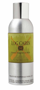 Hillhouse Naturals Log Cabin Fragrance Mist
