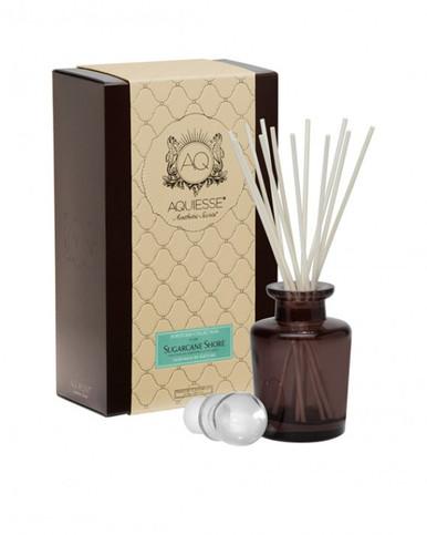 Aquiesse Portfolio Collection Sugarcane Shore Reed Diffuser