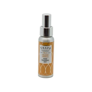 Trapp No. 4 Orange/Vanilla - 2.5 oz. Home Fragrance Mist