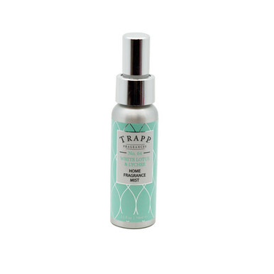 Trapp No. 64 White Lotus & Lychee - 2.5 oz. Home Fragrance Mist