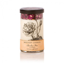Peacock Parfumerie Bourbon Rose Botanist Candle