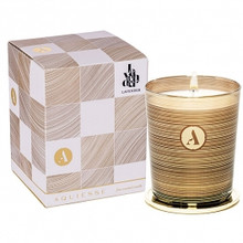 Aquiesse Mindful Collection Lavender Glass Candle With Lid