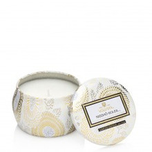 Voluspa Japonica Collection Nissho Soliel Travel Tin Candle