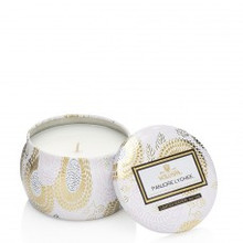 Voluspa Japonica Collection Panjore Lychee Travel Tin Candle