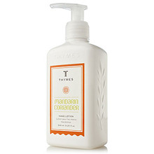 Mandarin Coriander Collection Hand Lotion by Thymes