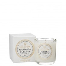 Voluspa Maison Blanc Collection Gardenia Colonia Classic Boxed Votive Candle