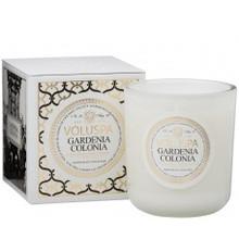 Voluspa Maison Blanc Collection Gardenia Colonia Classic Maison Candle