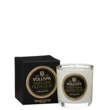 Voluspa Maison Noir Collection Vervaine Olive Leaf Classic Maison Boxed Votive Candle