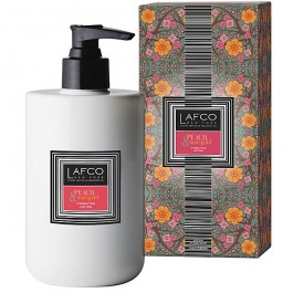 LAFCO Present Perfect Collection Peach & Marigold Hydrating Lotion