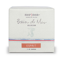 Mer Sea Espirit Spa Candle