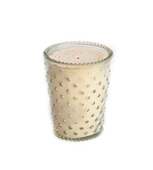 Simpatico No. 57 Stem Hobnail Glass Candle