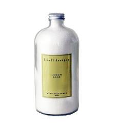 K. Hall Designs Lemon Sage Bath Salts