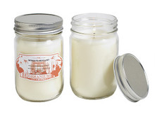 Hillhouse Naturals Geranium Mosquito Repellant Jar Candle