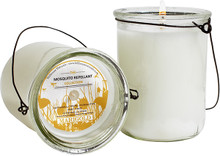 Hillhouse Naturals Marigold Mosquito Repellant Hanging Candle