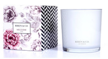 Biren & Co Millesime Boxed Candle Flora Collection