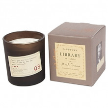 Paddywax Mark Twain Library Boxed Candle