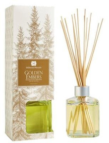 Hillhouse Naturals Golden Embers Diffuser Holiday