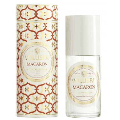 Voluspa Maison Blanc Collection Macaron Room and Body Mist