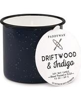 Paddywax Driftwood & Indigo Alpine Candle
