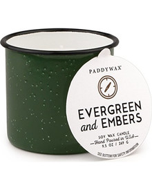 Paddywax Evergreen And Embers Alpine Candle