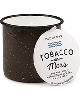 Paddywax Tobacco & Moss Alpine Candle