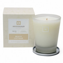 Anderson Lilley Beach Cottage Glass Candle