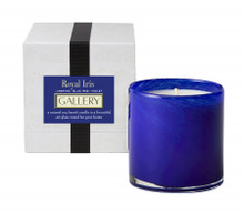 LAFCO Royal Iris / Gallery House & Home Glass Candle
