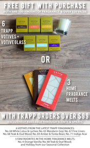 A FREE Gift With Every $99 Trapp Fragrance Order