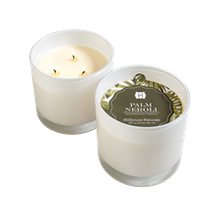 Hillhouse Naturals Palm Neroli 3-Wick Glass Candle