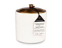 Paddywax Tobacco & Vanilla Hygge Candle