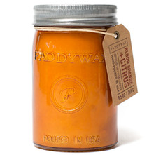 Paddywax Blood Orange & Citrus Jar Candle
