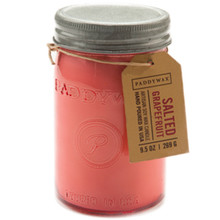 Paddywax Salted Grapefruit Jar Candle - Relish Collection