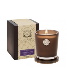 Aquiesse Portfolio Collection Persimmon Figue Vetiver Large Soy Candle