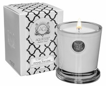 Aquiesse White Currants Collection Fennel Fougere Large Soy Candle